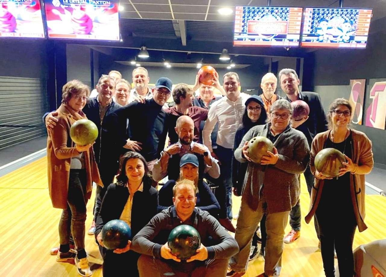 challenge bowling inter entreprises